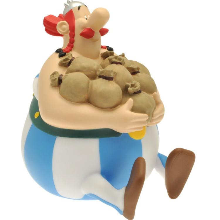 Plastoy: Spaarpot Obelix