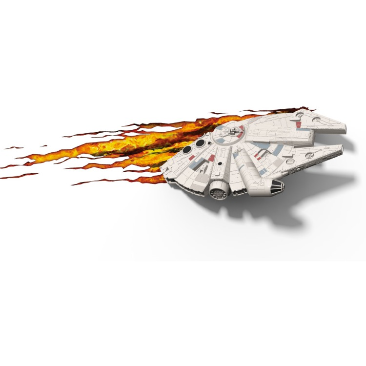 Image of 3D Light Star Wars Millenium Falcon