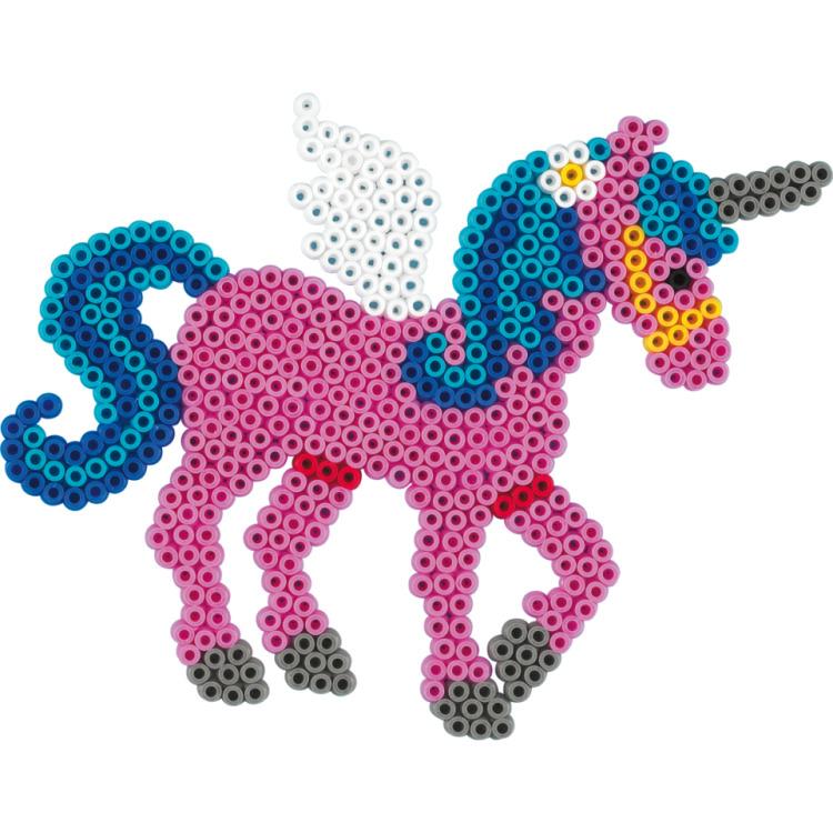 Strijkkralen figuur paard