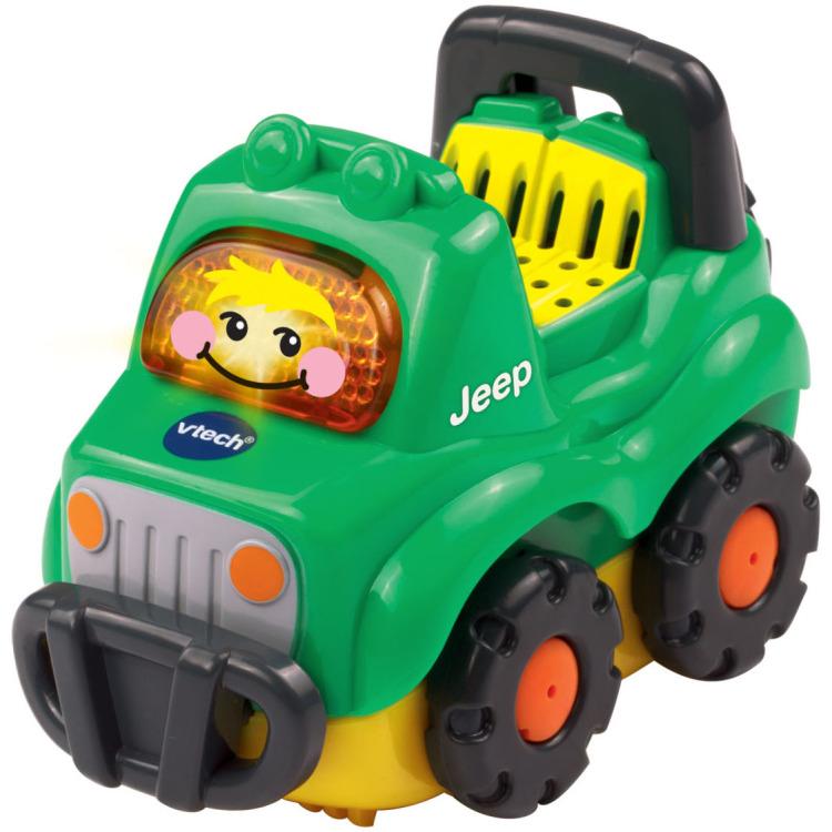 Image of Toet Toet Auto Vtech: Jimmy Jeep 12+ Mnd