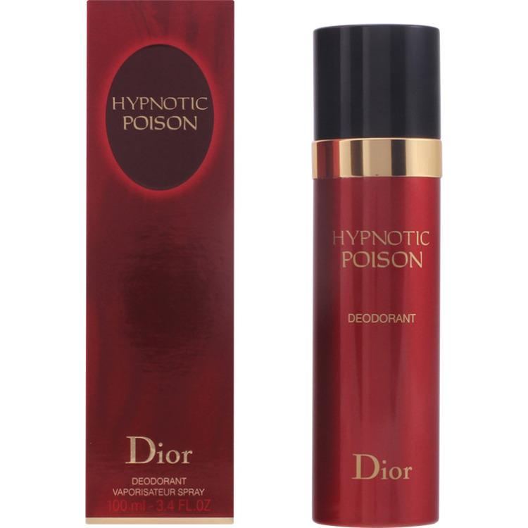 Image of Hypnotic Poison Deodorant Spray, 100 Ml
