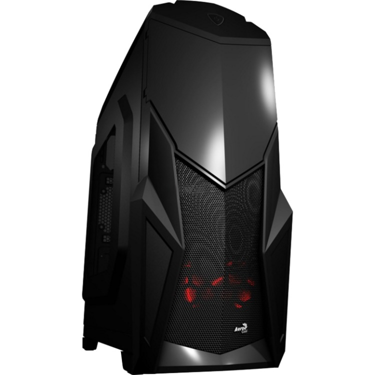 Aerocool Cruisestar Advance bk ATX