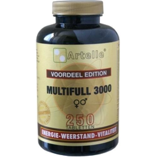 Image of Multifull 3000, 250 Tabletten