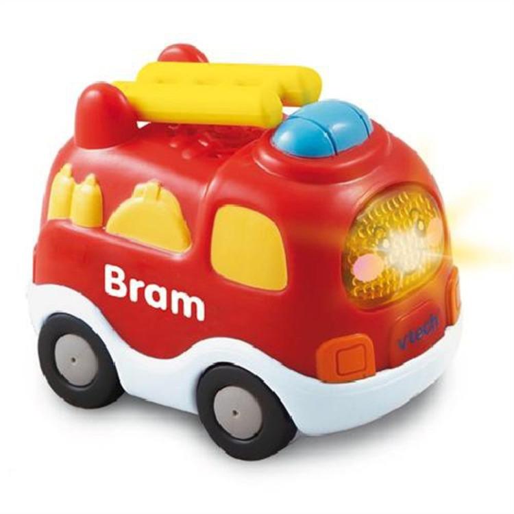 Toet Toet Auto's Bram Brandweer