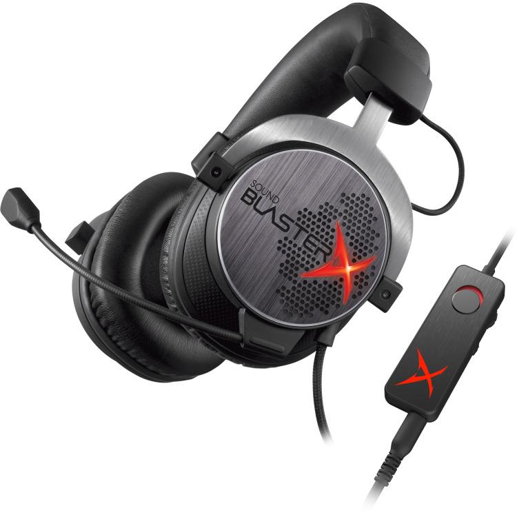 Creative Labs Headset Creative Sound BlasterX H7 (70GH033000000)