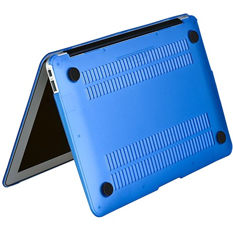 Gecko Covers 'Clip On' hoes voor MacBook Air 11 inch - Blauw