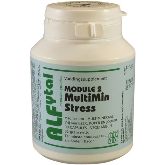 Image of Module 2 MultiMin Stress, 90 Capsules