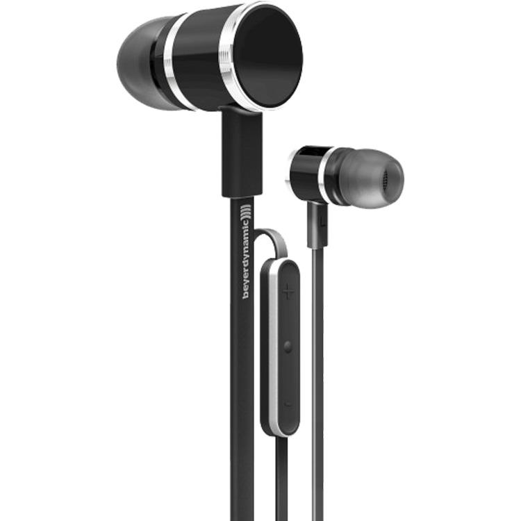 Image of Beyerdynamic HiFi in-ear headphones IDX 160 IE Black