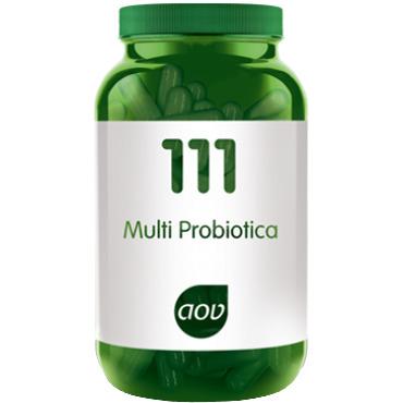 Image of 111 Multi Probiotica, 60 Vegacaps