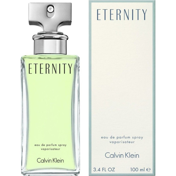 Image of Calvin Klein - Eternity Femme Eau de Parfum - 100ml