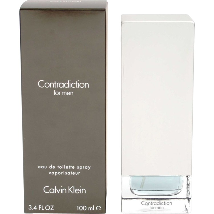 Image of Calvin Klein - Contradiction for Men Eau de Toilette - 100ml