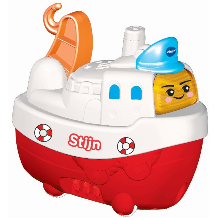 Image of Blub Blub Bootjes Vtech: Stijn Sleepboot 12+ Mnd