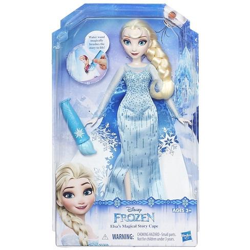 Fashion Princess Frozen magische jurk Elsa