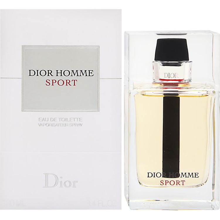 Image of Christian Dior Dior Homme Sport Eau de Toilette 100 ml