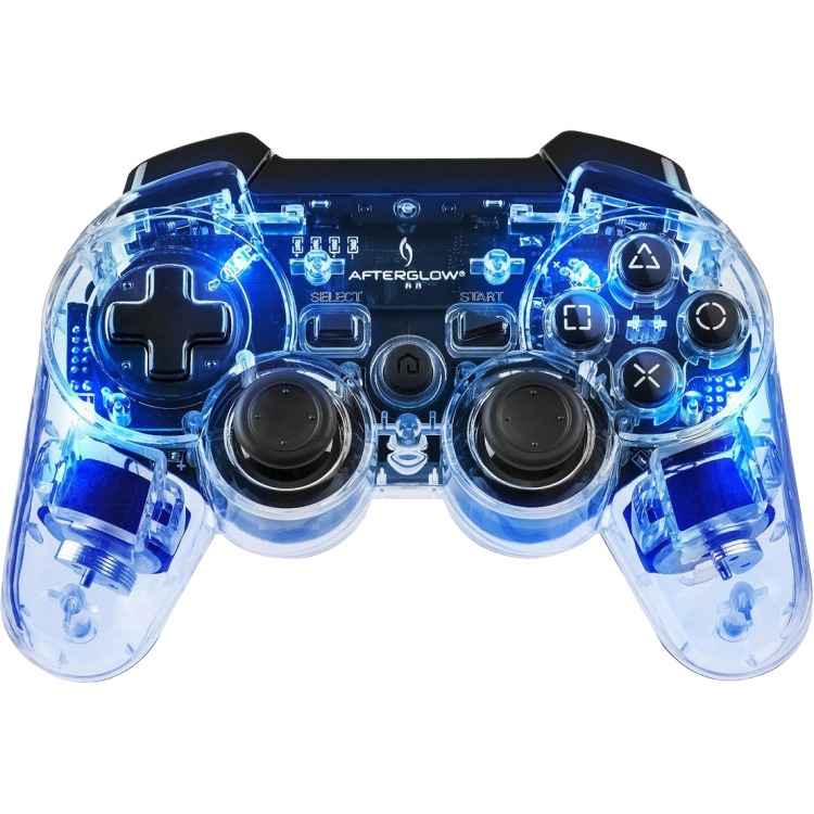 PDP Afterglow Wireless Controller (Blauw) PS3 (064-015-EU)