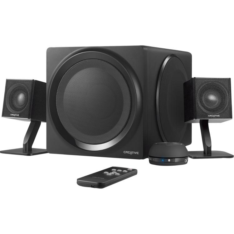 Creative T4 -  2.1 Bluetooth-speaker - Zwart