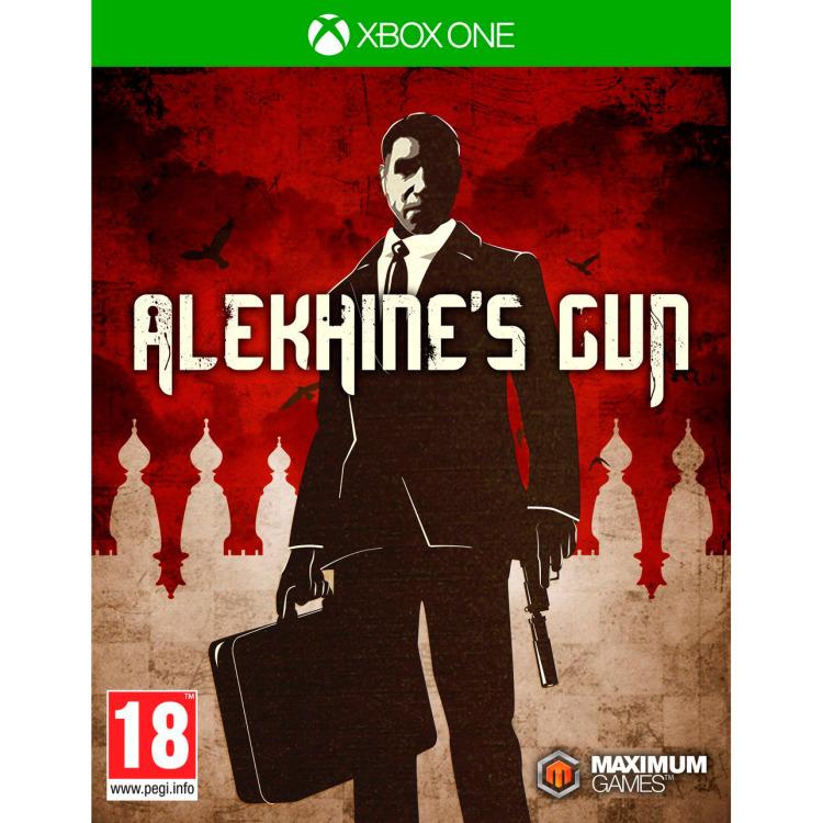 Image of Alekhine's Gun