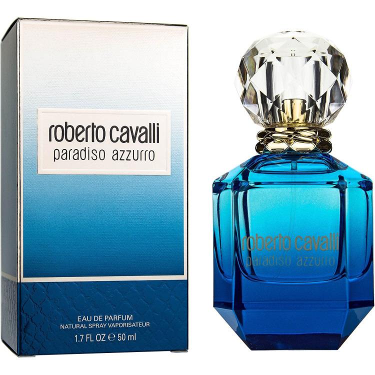 Roberto Cavalli Paradiso Azzurro Eau de Parfum (EdP) 50 ml