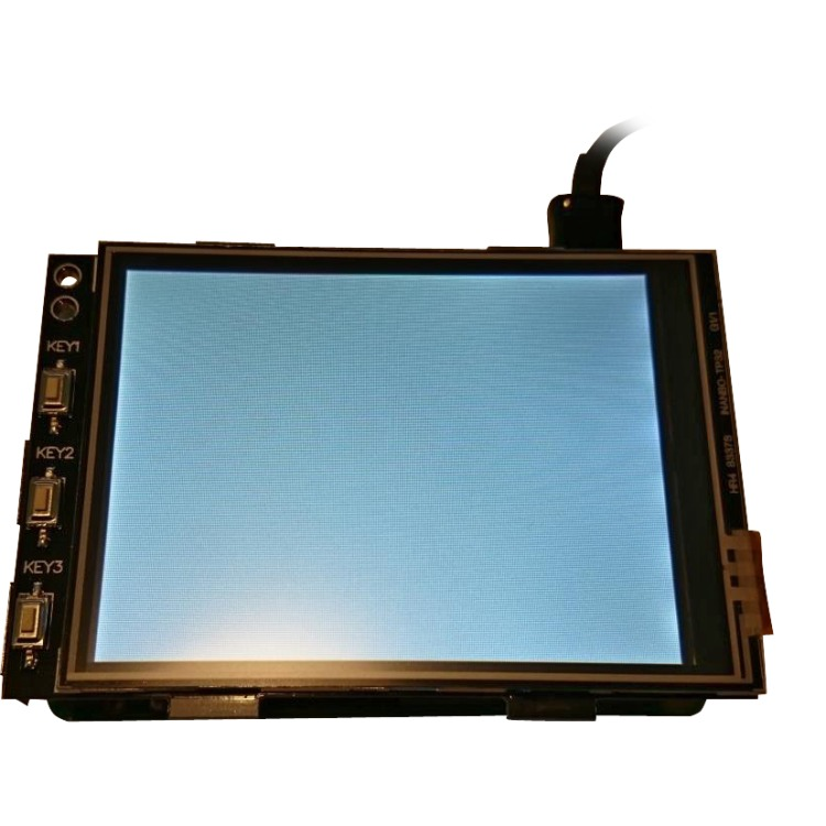 "Productafbeelding voor 'Raspberry Pi TFT Display 3.2"" met LED V2'"