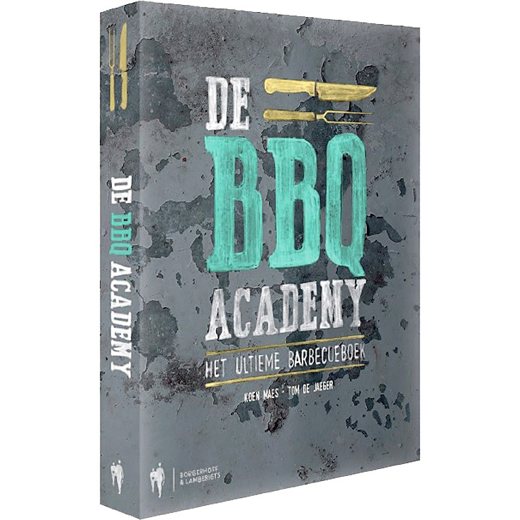 Image of BBQ Kookboek BBA 43