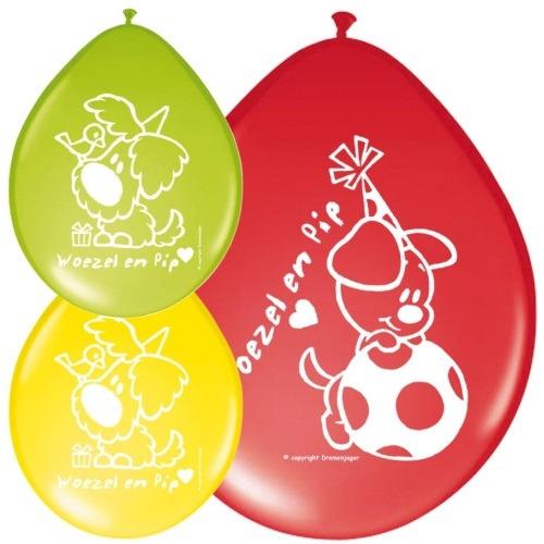 Woezel & Pip ballonnen