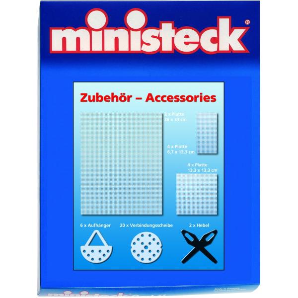 Ministeck accessoire assortiment, 38-delig 31662