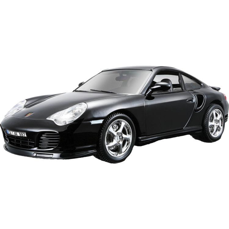 Image of Bburago Porsche 911 Turbo