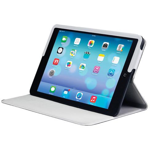 Mosaic Theory Mtia25-006 wht Tablet Case Pu Leather For Ipad Mini Retina & Ipad Mini White