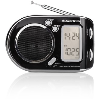 Audiosonic RD-1519 Portable Radio