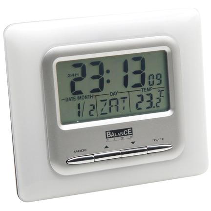 Balance Time LCD Wekker Digitaal