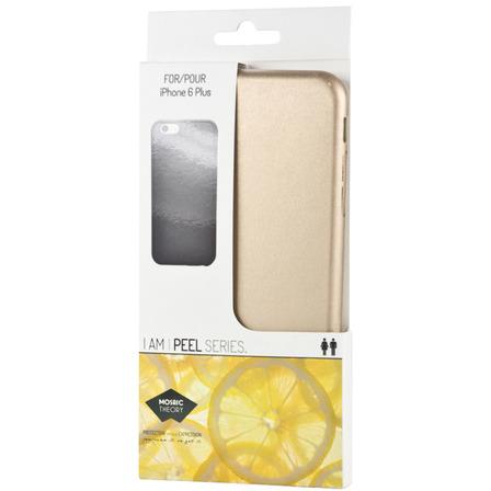 Mosaic Theory PEEL Case iPhone 6 Plus Gold (MTIA55-002GLD)