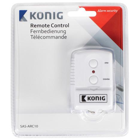 Image of Afstandbediening voor Alarmsysteem - König