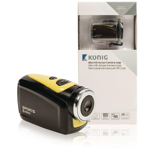 HD actiecamera 720p 5 MP waterdichte behuizing