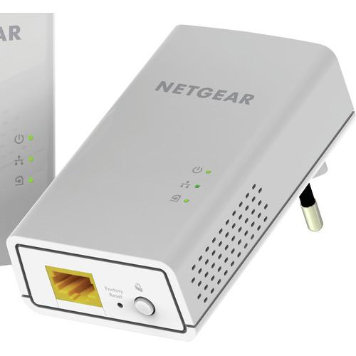 Netgear Powerline Adapter-2x 1-Port 1000Mb plug (PL1000-100PES)