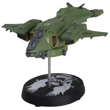 Image of Halo: UNSC Pelican Dropship 6 Inch Replica