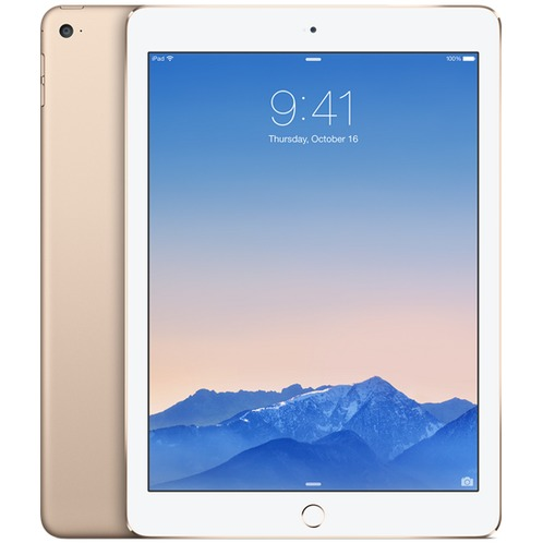 Apple iPad Air 2 Wi-Fi 64GB - Gold MH182FD/A