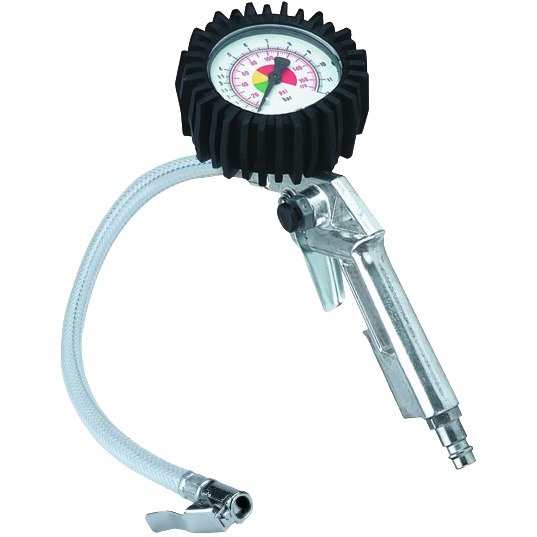 Einhell Bandenvulpistool + manometer