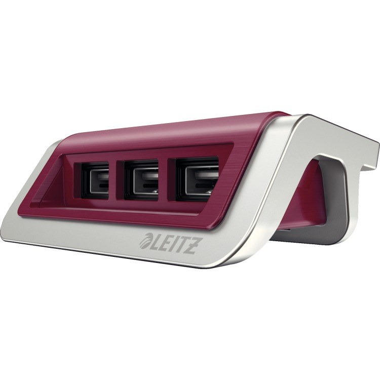 Image of Style 3P USB Power Charg.rood