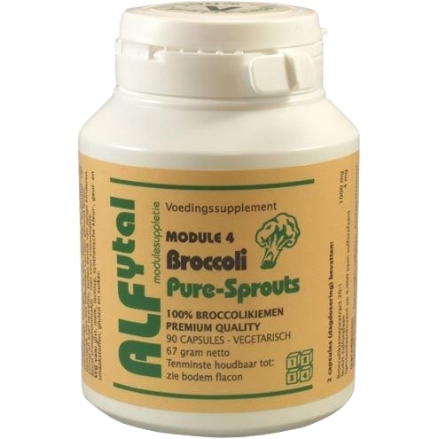 Image of Module 4 Broccoli Pure-Sprouts, 90 Capsules