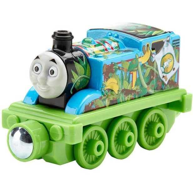 Die-cast Vehicle Thomas: Thomas Jungle