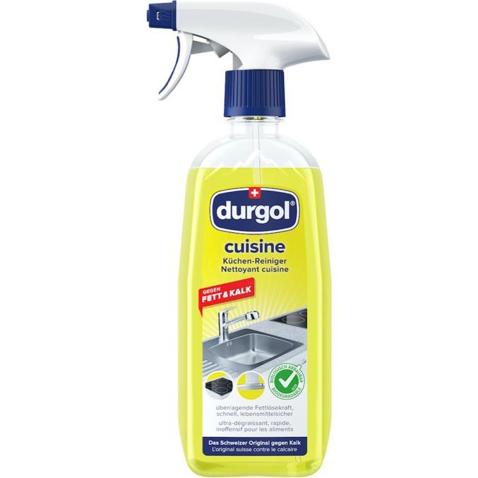 Durgol Cuisine Reiniging voor Magnetrons, Ovens en Fornuizen