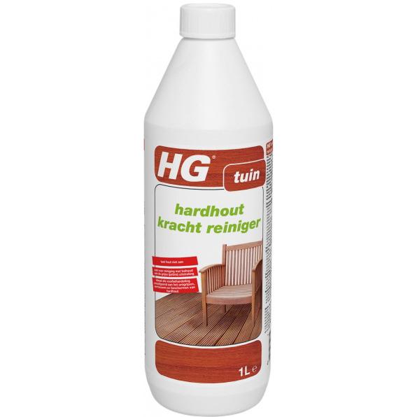 Hg Hardhout Kracht Reiniger 1liter