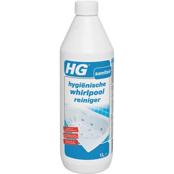 Hg Whirlpoolreiniger 1liter