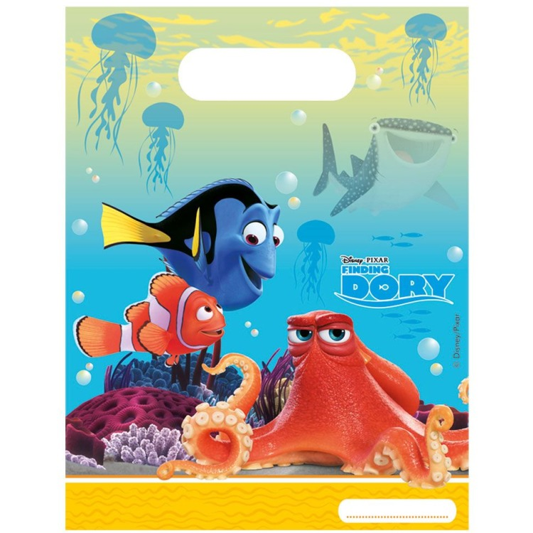 Image of Disney - 6 Party Bags Finding Dory