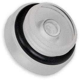 Productafbeelding voor 'EK-PLUG G1/4 Plexi (LED 5mm)'