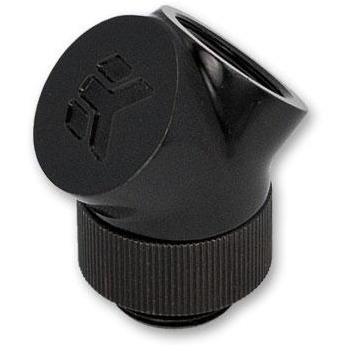 Productafbeelding voor 'EK-CSQ Adapter 45? G1/4 Black'