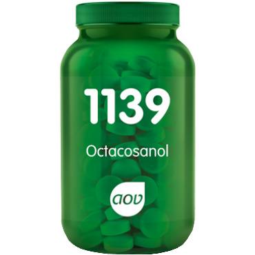 Image of 1139 Octacosanol, 60 Kauwtabletten