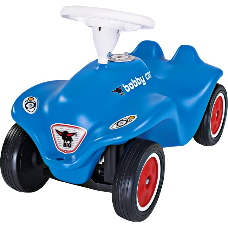 BIG Bobby Car loopauto blauw