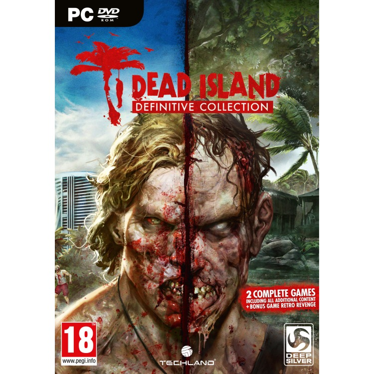 Image of Dead Island (Definitive Collection) (DVD-Rom)