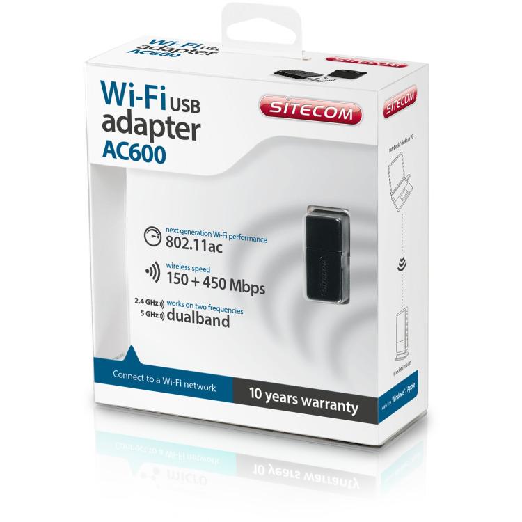 WLA 3100 USB Adapter